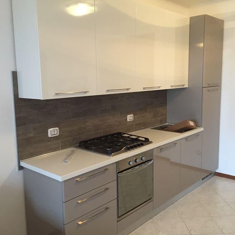 Cucine Moderne ad Anta Liscia   Mobilificio Bertoli